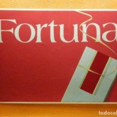 Pegatinas de colección: PEGATINA - ADHESIVO - STICKER - FORTUNA - TABACO - CIGARRILLOS - ESTANCOS - DE CRISTAL 17 X 11 CM.. Lote 100265415