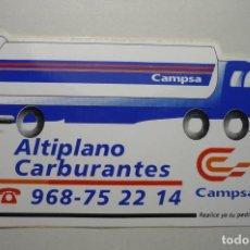 Pegatinas de colección: PEGATINA CAMPSA. Lote 101124247