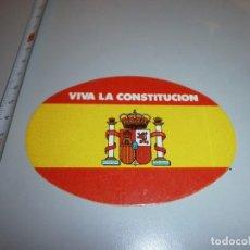 Pegatinas de colección: PEGATINA POLITICA TRANSICION . Lote 103519619