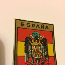 Pegatinas de colección: RARA Y ANTIGUA PEGATINA POLÍTICA,CALCAMONIA ESPAÑA,ARTÍCULO DE COLECCIONISMO. Lote 106505660