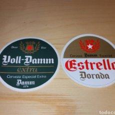 Adesivi di collezione: PEGATINAS CERVEZA DAMM. Lote 107859775