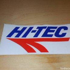 Adesivi di collezione: PEGATINA HI-TEC. Lote 107859854