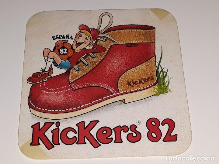 Pegatinas Pegatina Comprar Zapatos Antigua Publicidad 82 Kickers Caxq1B