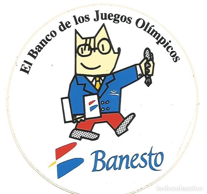 Adhesivo Cobi Mariscal Mascota Juegos Olimpicos Comprar Pegatinas