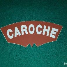Pegatinas de colección: PEGATINA - ADHESIVO - STICKER - CAROCHE. Lote 112622111