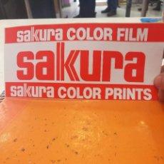 Pegatinas de colección: PEGATINA SAKURA COLOR FILM COLOR PRINTS. Lote 116685319