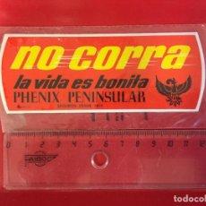 Pegatinas de colección: ADHESIVO VINTAGE,ORIGINAL DE EPOCA. Lote 122944831
