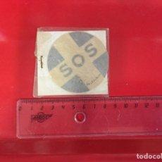 Pegatinas de colección: ADHESIVO VINTAGE,ORIGINAL DE EPOCA (ADHESIVO PARA CRISTAL/INTERIOR). Lote 122945259