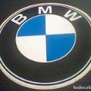 Pegatinas de colección: BMW B.M.W COCHES STICKER PEGATINA ADHESIVO ANTIGUA 12,8 CMS. Lote 126385883