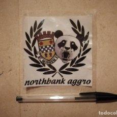 Pegatinas de colección: PEGATINA ORIGINAL - ST MIRREN FC NORTHBANK - ULTRAS - FUTBOL - ESCOCIA. Lote 129568051