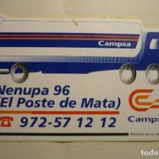 Pegatinas de colección: PEGATINA CAMPSA. Lote 130407314