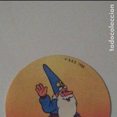 Pegatinas de colección: PEGATINA - CORNELIUS BOBOBOBS - BRB - ADHESIVO LETONA 1988. Lote 130808164