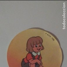 Pegatinas de colección: PEGATINA - PEQUEÑO WOUTER BOBOBOBS - PETIT WOUTER BRB - ADHESIVO LETONA 1988. Lote 130808232