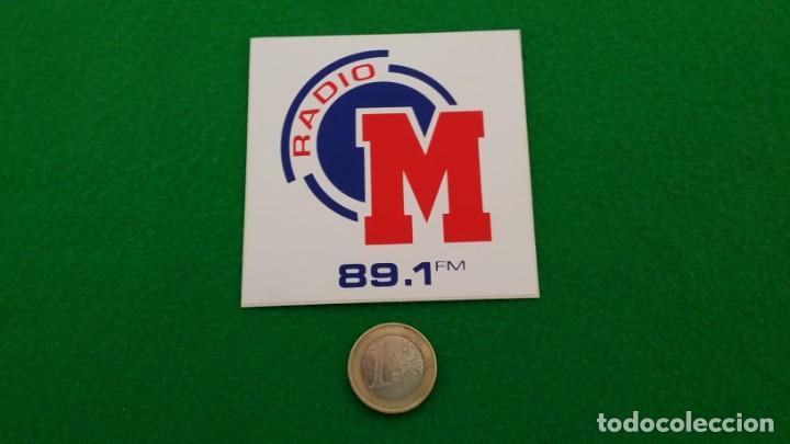 Pegatinas de colección: Pegatina Radio Marca 89.1 FM - Foto 2 - 202384065