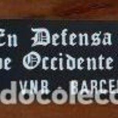 Pegatinas de colección: PEGATINA POLITICA PEGATINAS POLITICAS. Lote 131032764