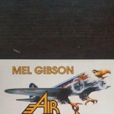 Pegatinas de colección: PEGATINA AIR AMÉRICA MEL GIBSON. Lote 137630820