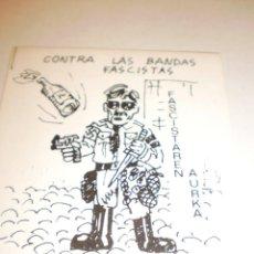 Pegatinas de colección: PEGATINA, PEGATINAS, ADHESIVO, ADHESIVOS LCR (TROSKOS) 1978. Lote 138819318