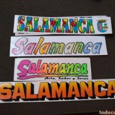 Pegatinas de colección: PEGATINAS DE SALAMANCA. Lote 139794885