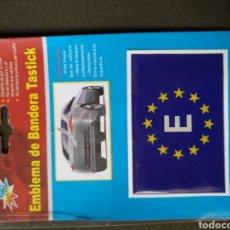 Pegatinas de colección: PEGATINA PLÁSTICO EUROPA. PARA COCHE. Lote 139946049