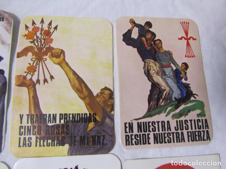 Pegatinas de colección: 12 pegatinas, constitución no, falange, etc - Foto 4 - 140179866