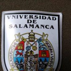 Pegatinas de colección: PEGATINA ESCUDO DE LA UNIVERSIDAD DE SAMANCA. Lote 140355057