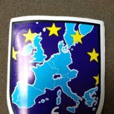 Pegatinas de colección: PEGATINA DEL MAPA DE EUROPA. Lote 140356628