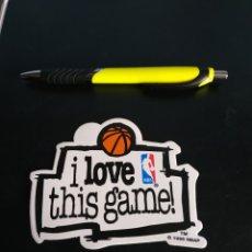 Adesivi di collezione: PEGATINA NBA. Lote 140872841
