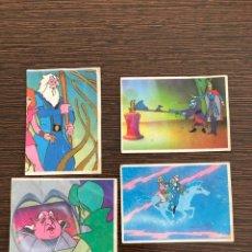 Pegatinas de colección: PEGATINA CROMO LA CORONA MÁGICA CLESA NO DANONE . Lote 142296586