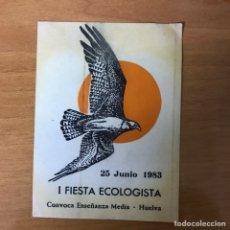 Pegatinas de colección: PEGATINA POLÍTICA. Lote 144129364