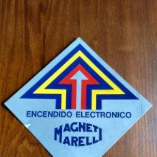 Autocolantes de coleção: PEGATINA MAGNETI MARELLI ENCENDIDO ELECTRÓNICO SIN PEGAR. Lote 144203818