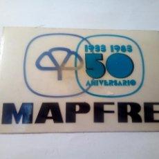 Pegatinas de colección: PEGATINA DE MAPFRE. Lote 146006742