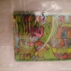 Pegatinas de colección: PEGATINAS TRANSPARENTES ALEMANAS - AÑOS 80 -VER FOTO. Lote 147508170