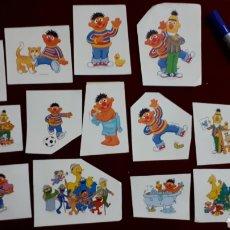 Pegatinas de colección: LOTE DE 13 PEGATINAS DE EPI Y BLAS.. Lote 148041393