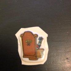 Pegatinas de colección: PEGATINA CROMO CRECS INSPECTOR GADGET NÚMERO 7 NO PANRICO NO BIMBO NO CROPAN NO PHOSKITOS . Lote 149401658