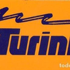 Pegatinas de colección: TURINI. Lote 150839834
