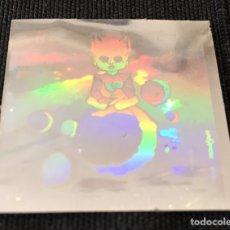 Collection stickers - Pegatina Holograma Bollycao Espacio - 152304668