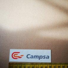 Pegatinas de colección: ADHESIVO, PEGATINA CAMPSA. Lote 153531398