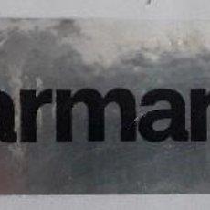 Pegatinas de colección: PEGATINA DE PUBLICIDAD JBL HARMAN/KARDON. Lote 155999410
