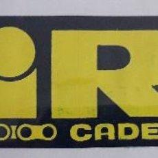 Pegatinas de colección: PEGATINA DE PUBLICIDAD CIRIS, CADENAS RACING.. Lote 156000366