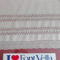 Pegatinas de colección: PEGATINA FONT VELLA FONTVELLA. Lote 156028050