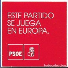 Pegatinas de colección: PSOE . Lote 157958418