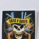 Pegatinas de colección: PEGATINA - GUNS ROSES- TDKP14. Lote 159155246