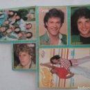 Pegatinas de colección: PEGATINAS ADHESIVAS DE LA REVISTA SUPER POP ,,FAMA,, ,,JOHN JAMES,, ,,AL CORLEY,, ................... Lote 162802178