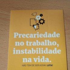 Pegatinas de colección: PEGATINA POLITICA PORTUGUESA. Lote 163045010