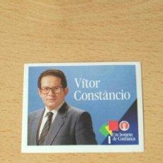 Pegatinas de colección: PEGATINA POLITICA PORTUGUESA. Lote 163045090