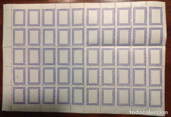 Pegatinas de colección: 300 Etiquetas antiguas, engomadas y perforadas, de Caposa, n* 22 (años 50) - Foto 2 - 166533989