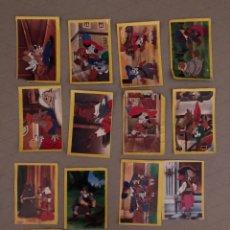 Pegatinas de colección: PEGATINA PHOSKITOS DARTACAN NO PANRICO NO CROPAN NO BIMBO . Lote 166730714