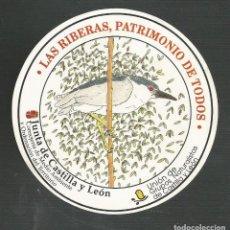 Pegatinas de colección: PEGATINA JUNTA DE CASTILLA Y LEON . Lote 169152196