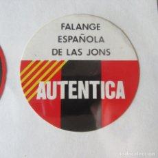 Adesivi di collezione: PEGATINA POLITICA TRANSICION. Lote 169893156