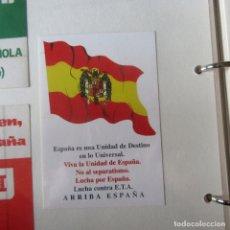 Pegatinas de colección: PEGATINA POLITICA TRANSICION. Lote 169897200